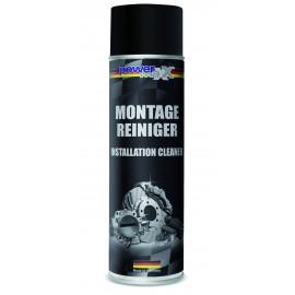 Montage-Reiniger Очиститель монтажных работ BLUECHEM