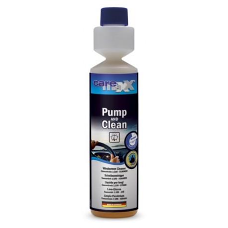 Pump & Clean Windscreen Cleaner Concentrate 1:100