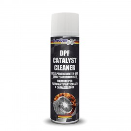 DPF / Catalyst Cleaner 400 ml Очиститель сажевого фильтра (DPF) и катализатора  BLUECHEM