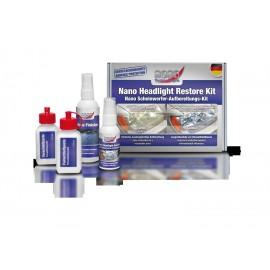 Nano Headlight Restore Kit Набор для восстановления помутневших фар