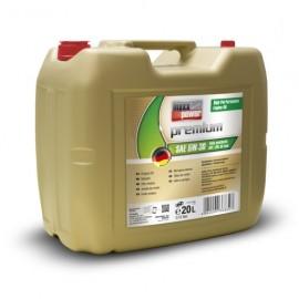 maxxpower premium engine oil 5W-30 fully synthetic (DPF, LPG, BI-Fuel)