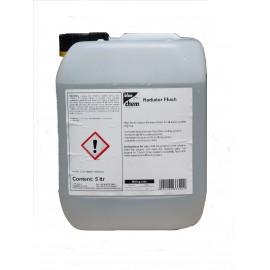 Radiator Flush  5L Очиститель системы охлаждения 5 литров BLUECHEM