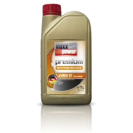 maxxpower premium Motocycle Oil proMoto 2 T synthetic