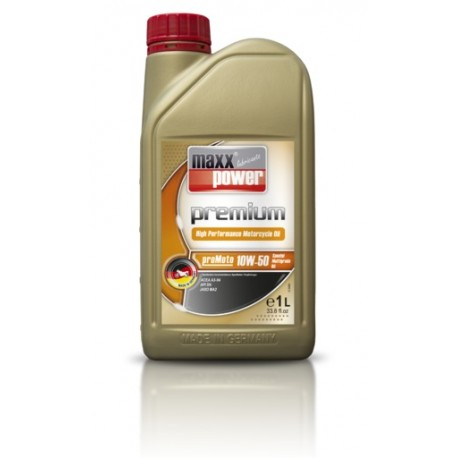 maxxpower premium proMoto 10 W 50 Special High Performance Oil