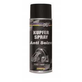 Kupferspray Anti-Seize 400ml Copper Spray Anti-Seize 400ml