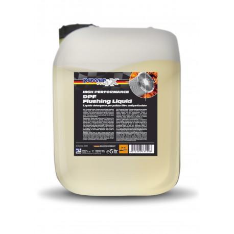 DPF Flushing Liquid 5L  Очиститель сажевого фильтра