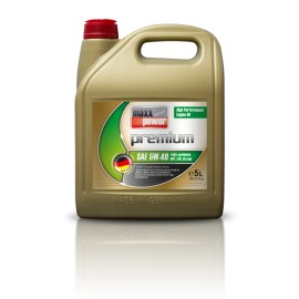 maxxpower premium engine oil 5W-40 synthetic
