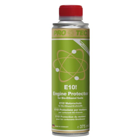 E10! Engine Protector for Bio-Ethanol-fuels