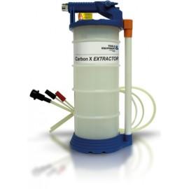 Carbon X Extractor Vakuum Device