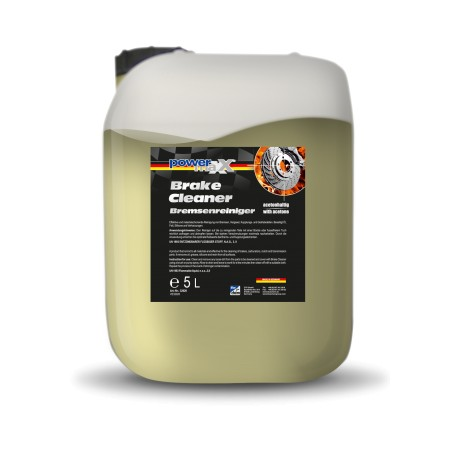 Brake Cleaner with acetone - Fluid 5ltr
