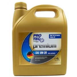 0W-20 PRO-TEC Engine Oil fully synthetic (4L)