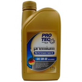 5W-40 PRO-TEC Engine Oil fully synthetic