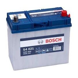 Аккумулятор 45AH 330A(JIS) клемы 0 (238x129x227) S4 021