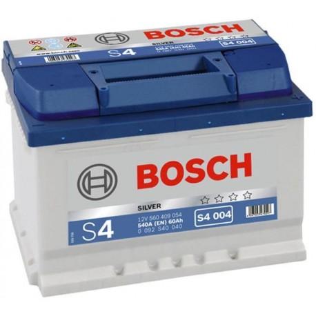 Аккумулятор 60AH 540A(EN) клемы 0 (242x175x175) S4 004