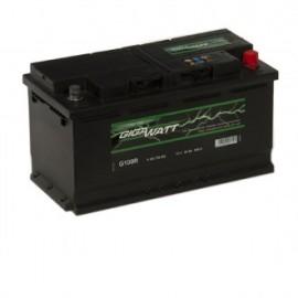 Аккумулятор 100AH 830A(EN) клемы 0 (353x175x190) S5 013