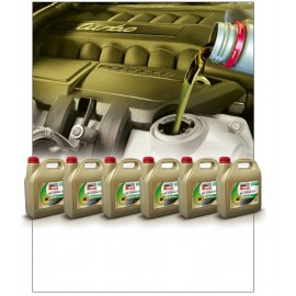 Моторное масло 0W40